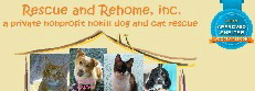 Rescue and Rehome, Inc.