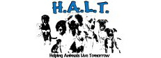 Helping Animals Live Tomorrow H.A.L.T.