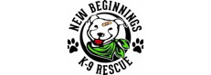 New Beginnings K-9 Rescue